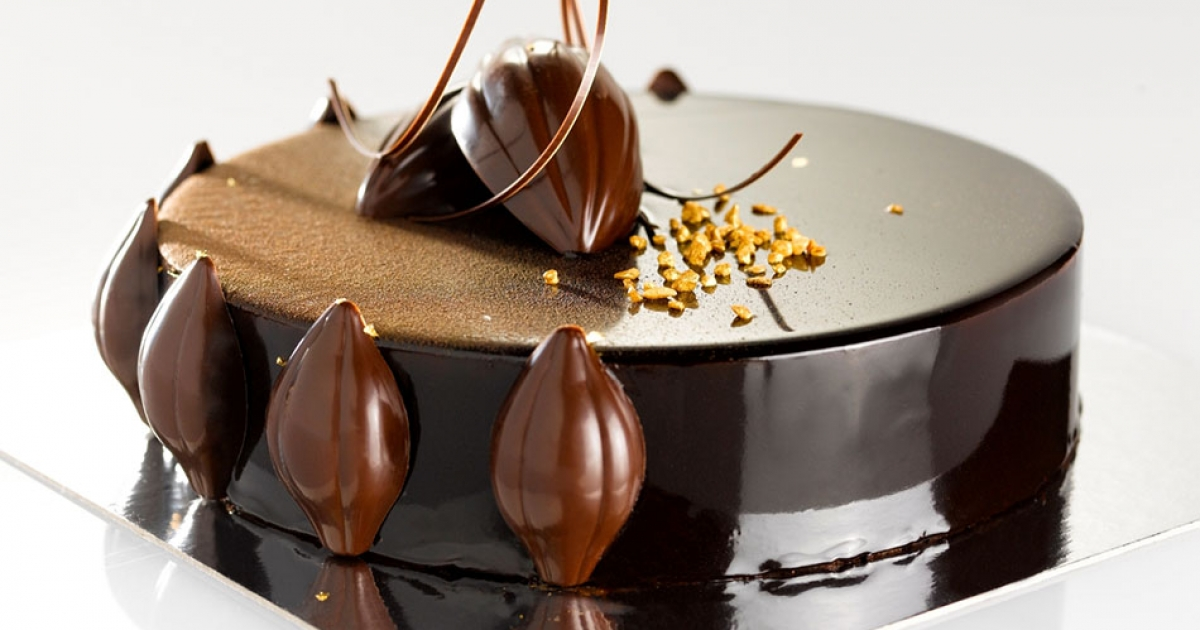 Dark Chocolate Couverture